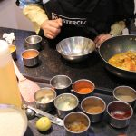 Cooking-Chicken-Karahi