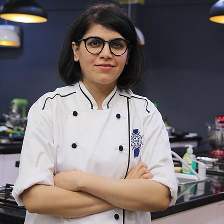Chef Aisha Waris