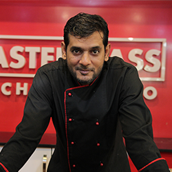 Chef Ejaz Burney