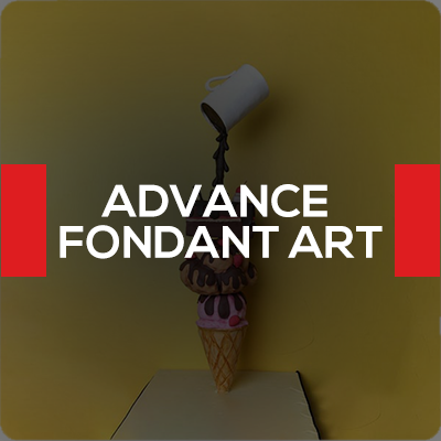Advance Fondant Art