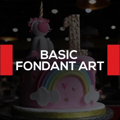 Basic Fondant Art