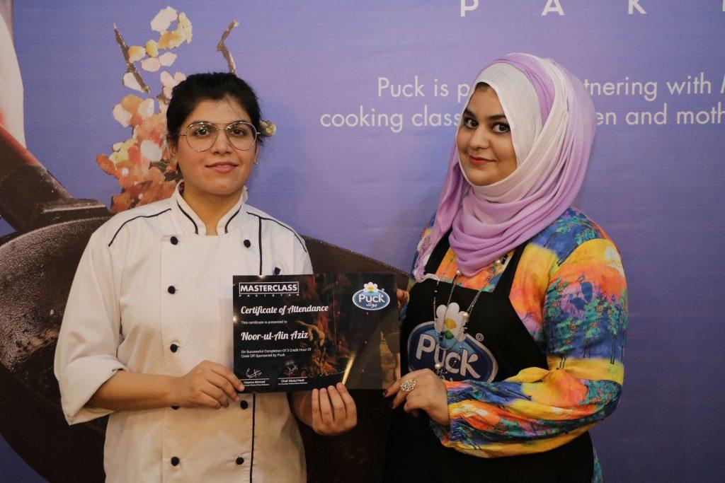 chef aisha waris masterclass